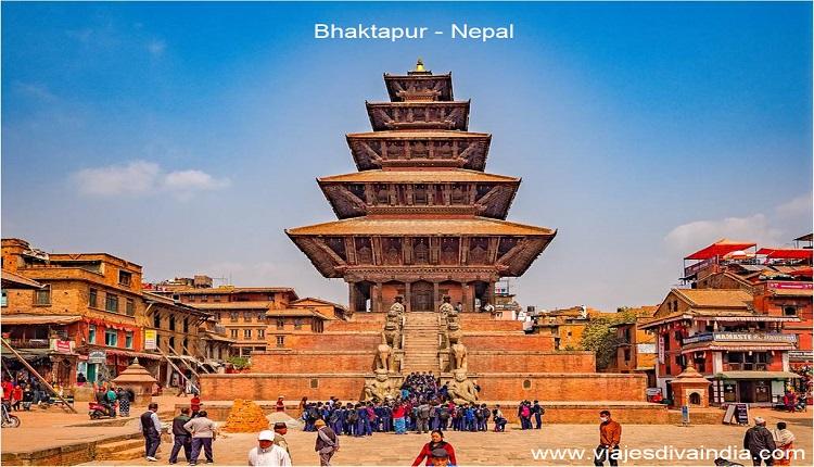 Bhaktapur Bhadgaon Nepal