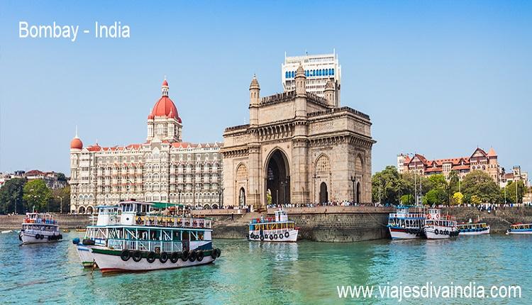 Bombay Puerta de la India