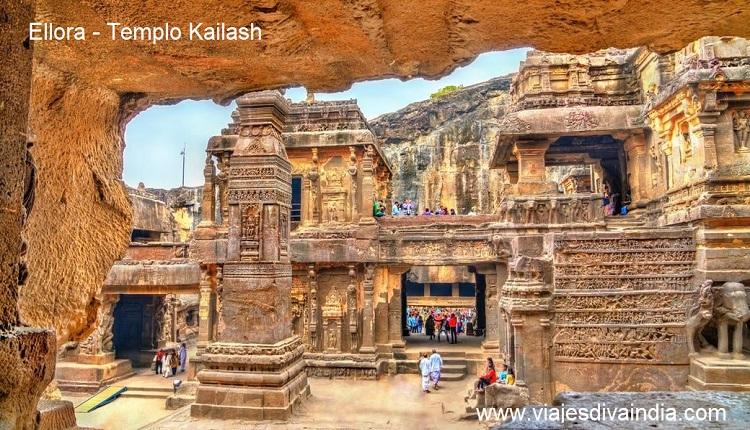 Ellora Templo Kailash