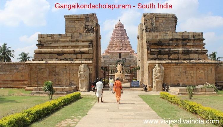 Brihadeshvra Temple Gangaikonda cholapuram