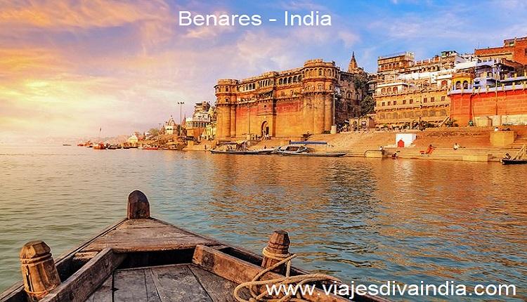 Varanasi Benarés India