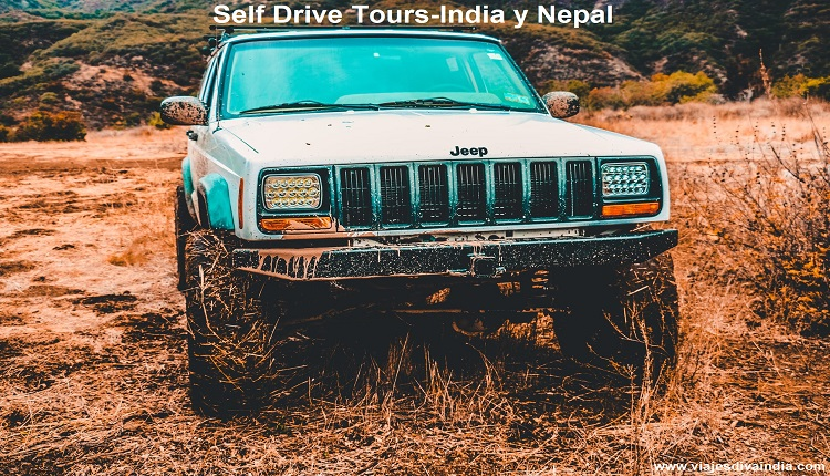 Jeep 4x4 self-drive tours