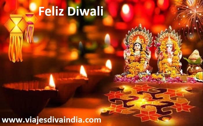 Diwali fiesta de luces India