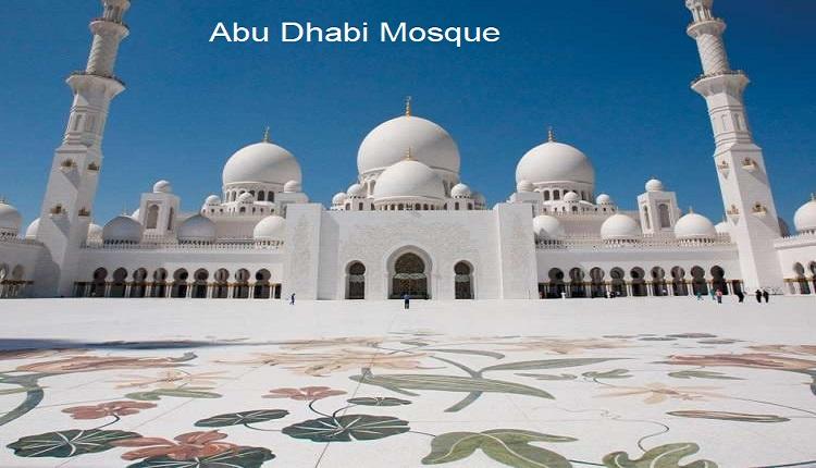 Dubai y Abu Dhabi UAE