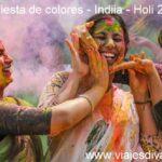 Fiesta de colores Holi